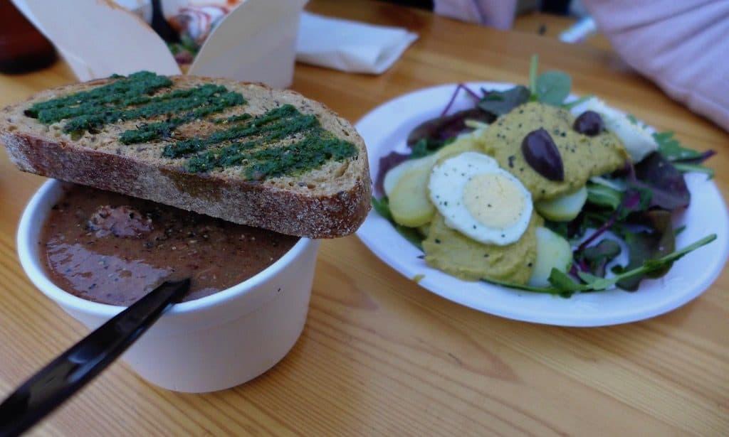 Peruanisches Food, Streetfood, Kopenhagen