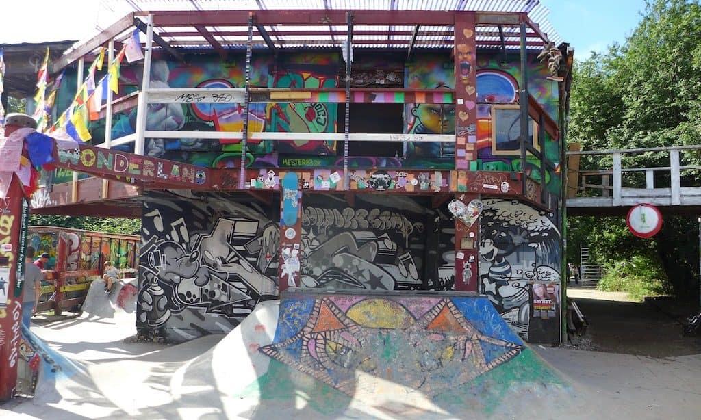Christianian Skatepark