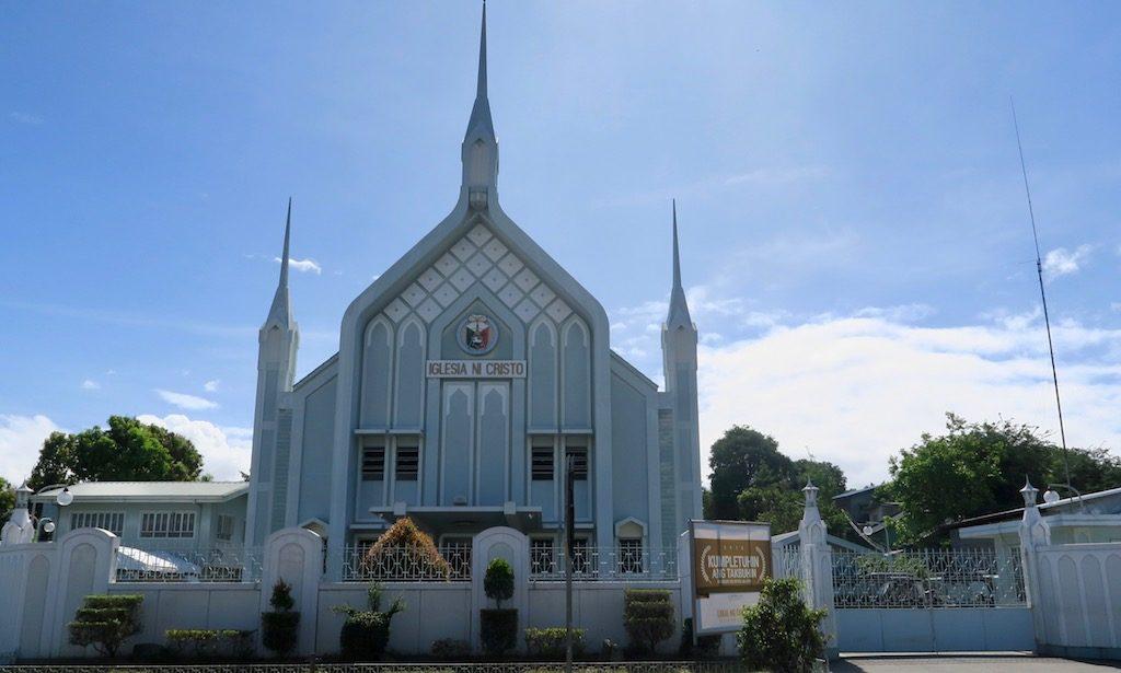 Christliche Kirche in Cardona