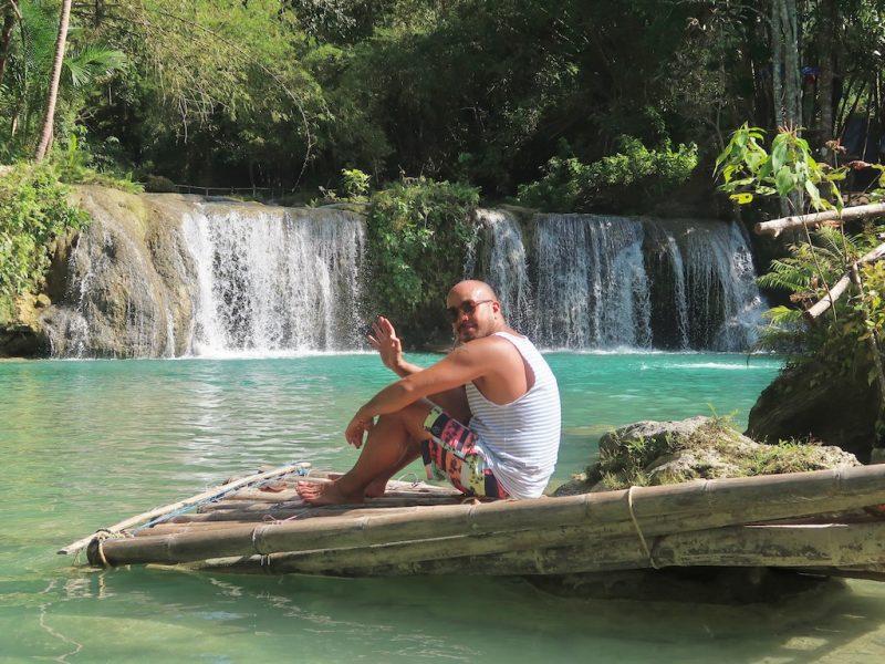 Cambugahay Falls & Salagdoong Beach (Philippinen Tag 18)