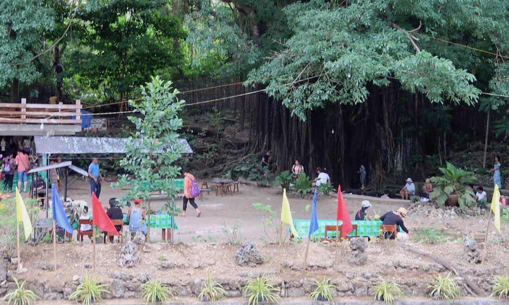 Der Platz am Balatee Tree auf Siquijor