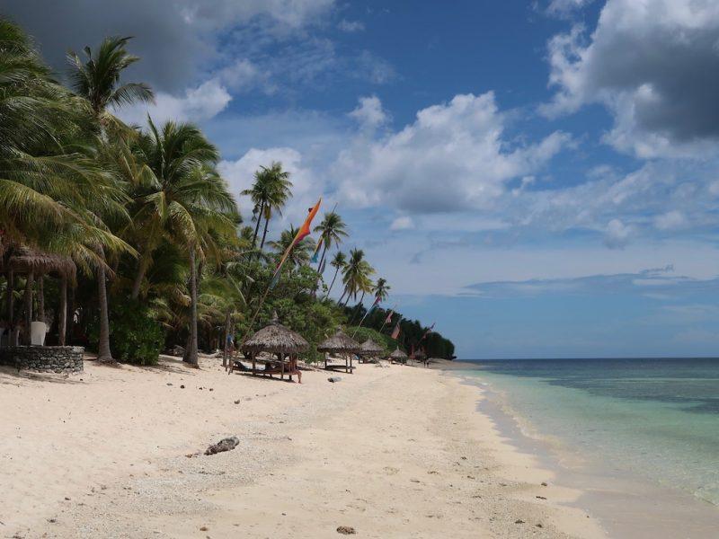 Abhängen im Coco Grove, Siquijor  (Philippinen Tag 21)