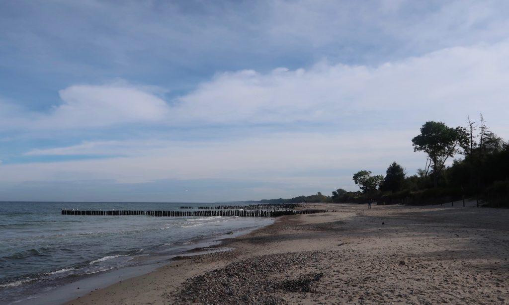 Strand am Eko Park Wschodni