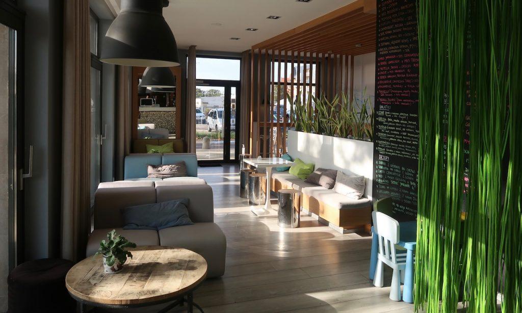 Portawa 28 Cafe von innen